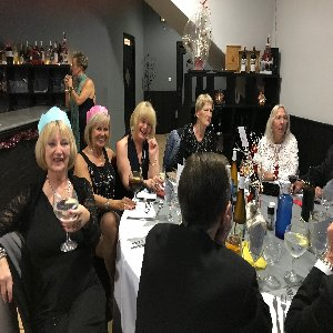 (Xmas Dinner) The Pines Restaurant 15th December 2018 (Table 1a)