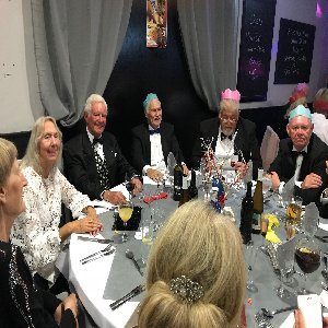 (Xmas Dinner) The Pines Restaurant 15th December 2018 (Table 1b)