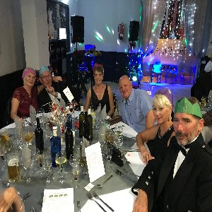 (Xmas Dinner) The Pines Restaurant 15th December 2018 (Table 2a)