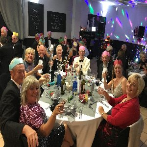 (Xmas Dinner) The Pines Restaurant 15th December 2018 (Table 3)