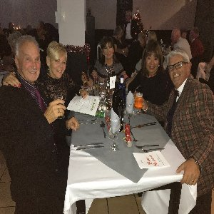 (Xmas Dinner) The Pines Restaurant 15th December 2018 (Table 5)