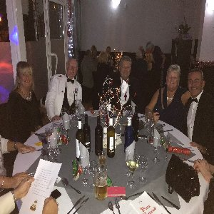 (Xmas Dinner) The Pines Restaurant 15th December 2018 (Table 6)