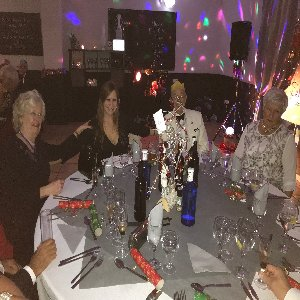 (Xmas Dinner) The Pines Restaurant 15th December 2018 (Table 6b)